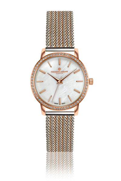Kamet 2 Toned Mesh Watch