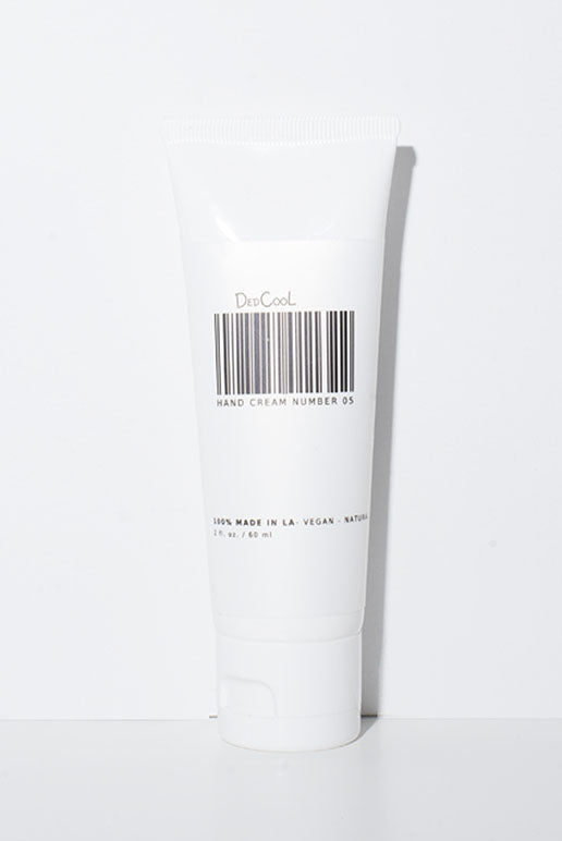 DedCool HAND CREAM // UNSCENTED