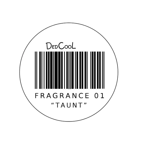"Fragrance 01 ""TAUNT"" Sample"