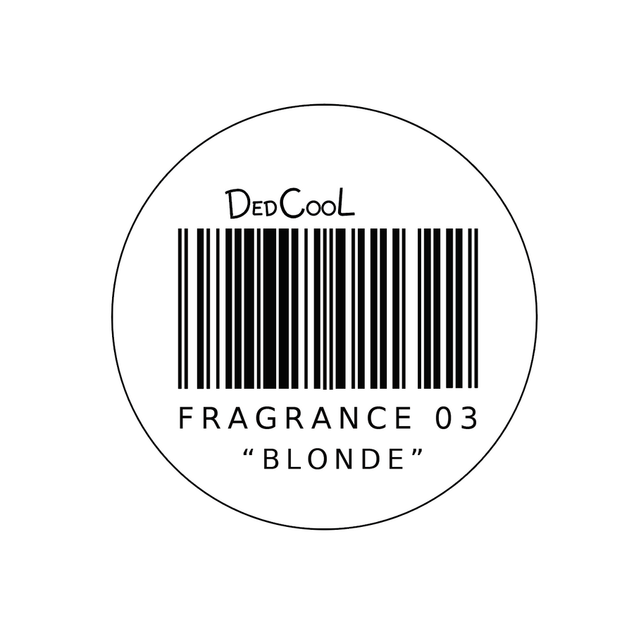 "Fragrance 03 ""Blonde"" Sample"