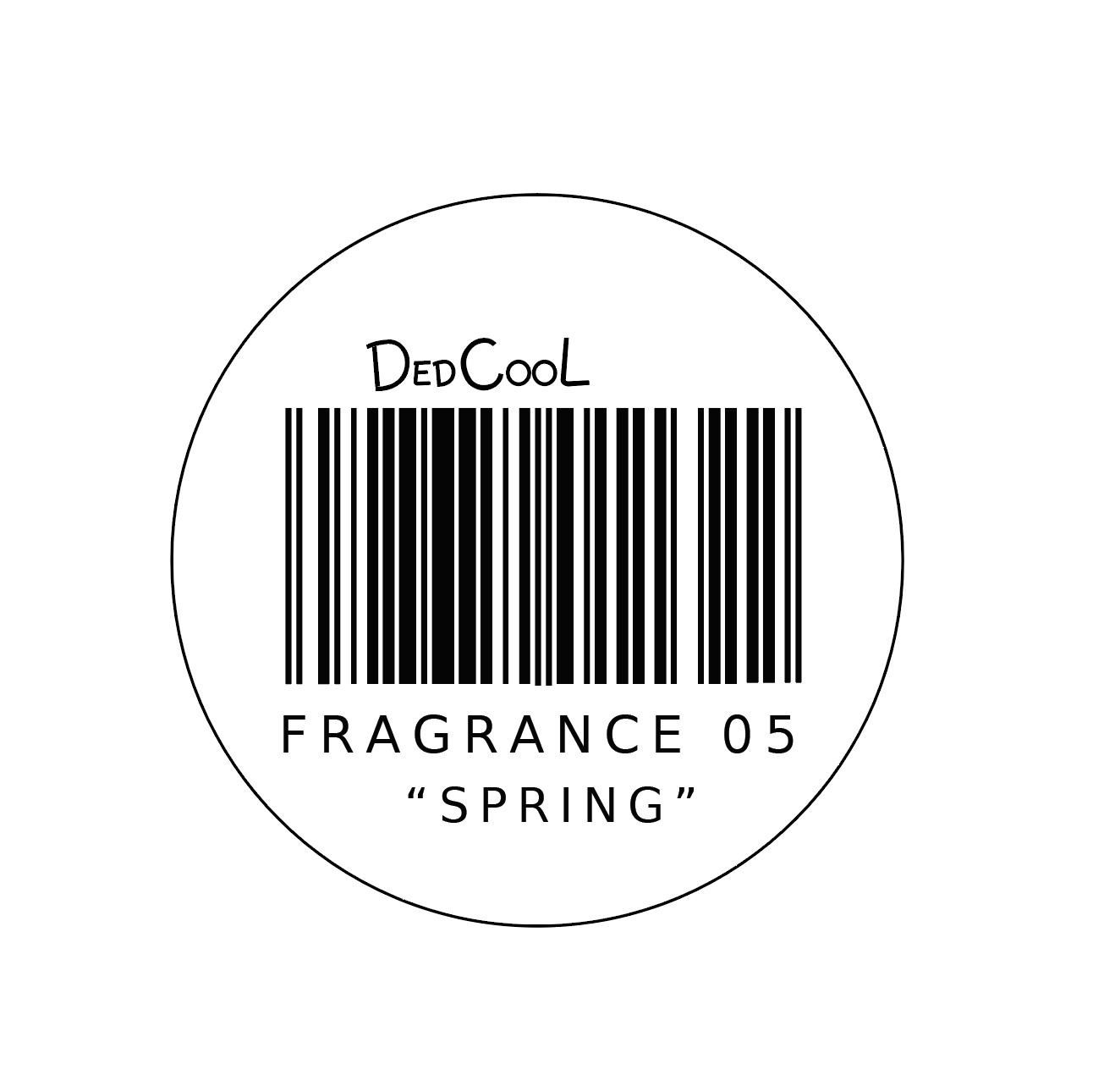 "Fragrance 05 ""Spring"" Sample"