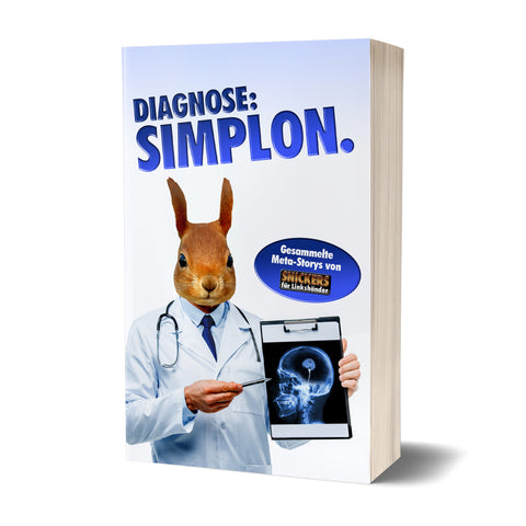 Diagnose: Simplon. E-Book