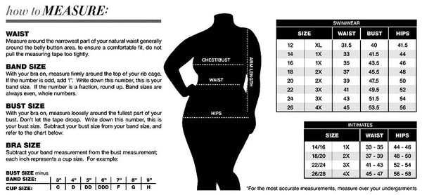 Lingerie Brorq maternity Sizing