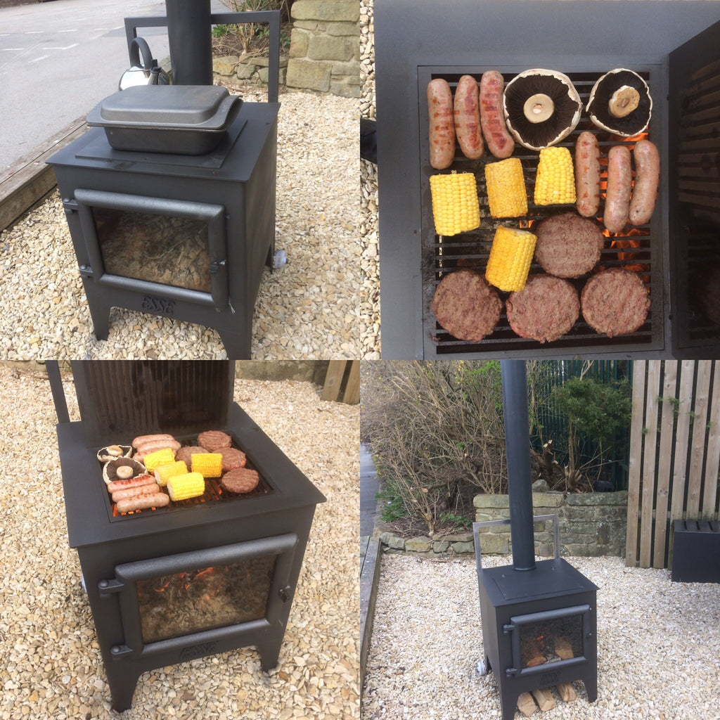ESSE The Garden Stove & Outdoor Grill