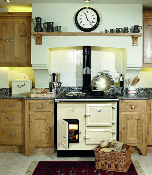 ESSE 905 WN Wood-Fired Range Cooker