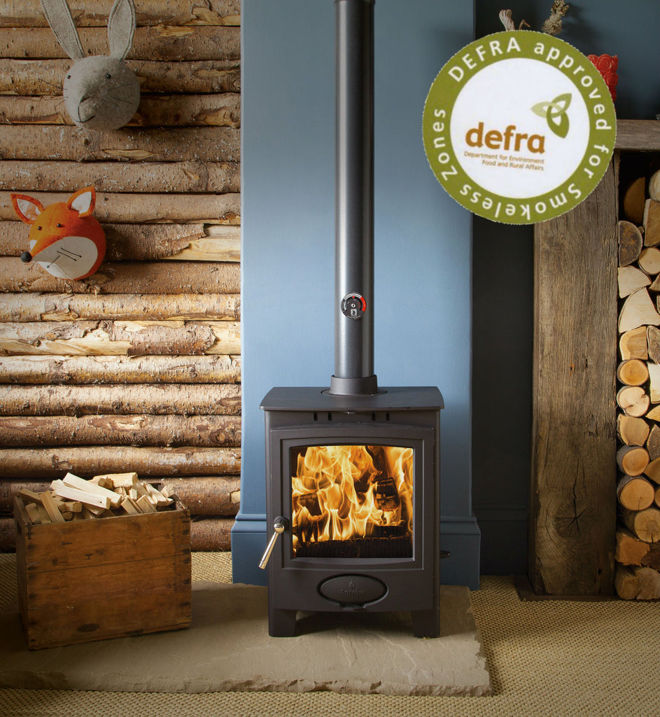 Aarrow Ecoburn Plus 5 - Multi Fuel Stove