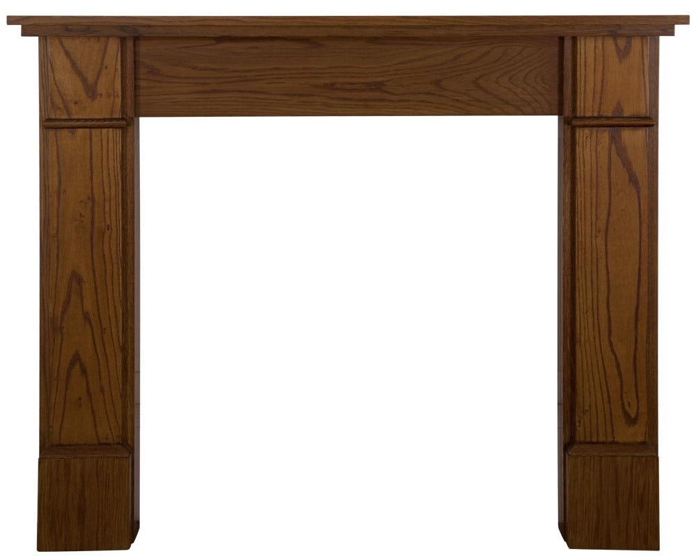 The Berrington Wooden Fireplace Surround