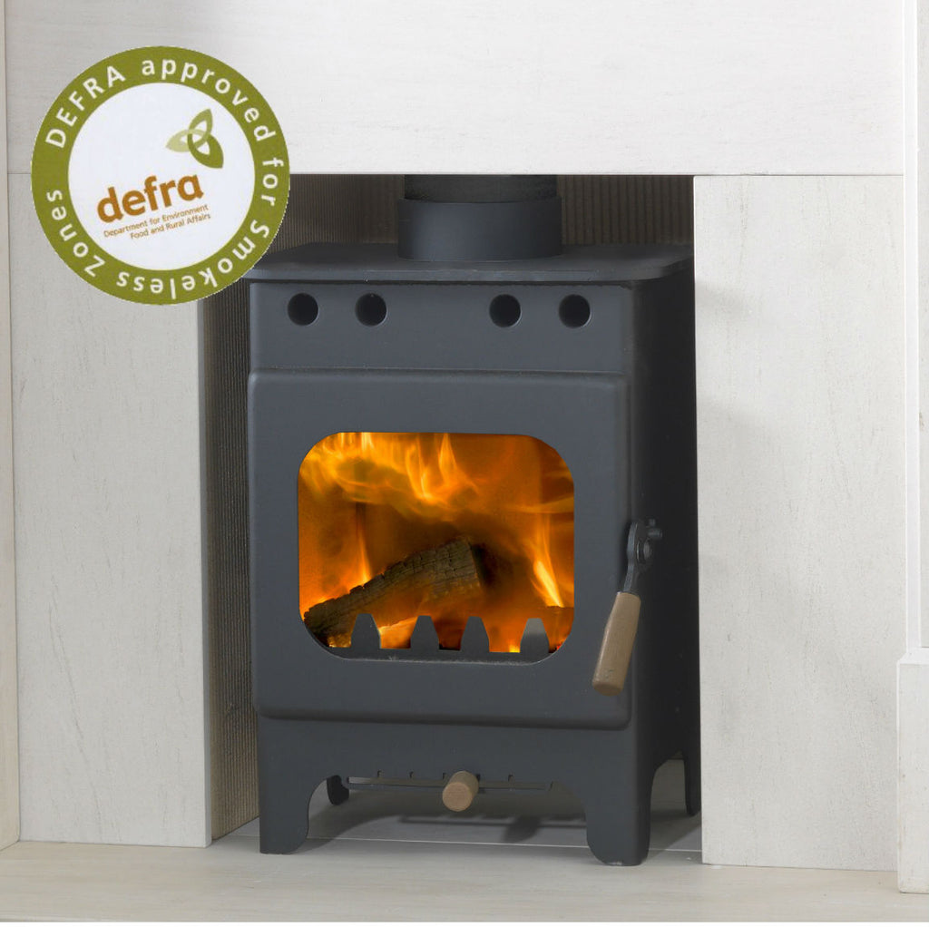 Ex Display Springdale 9103 - Wood Burning Stove
