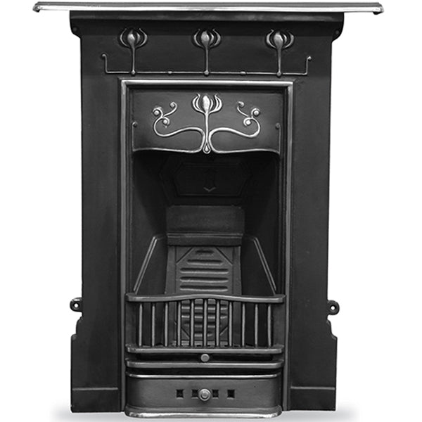 The Abbot Combination Fireplace