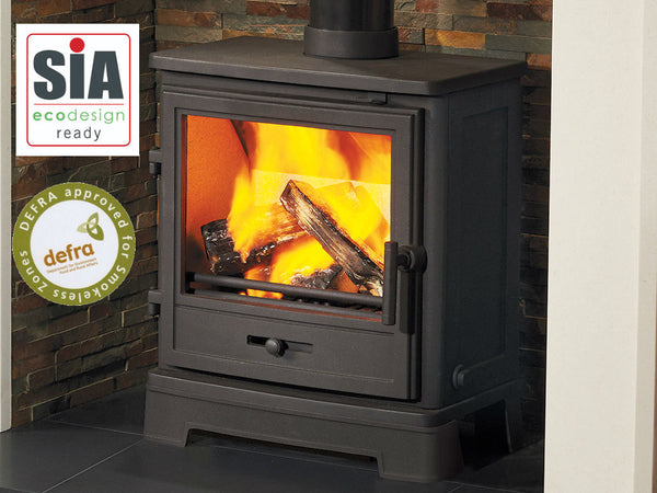 The Barrington Eco - Baseline Multi Fuel Stove