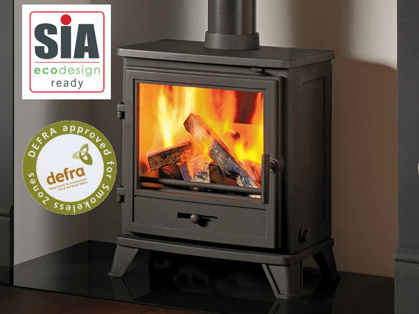 The Barrington Eco - Multi Fuel Stove