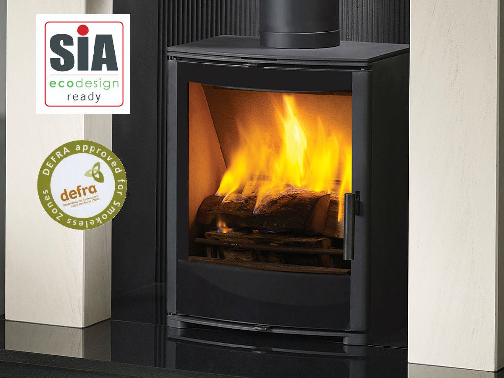 The Panamera Eco - Multi Fuel Stove