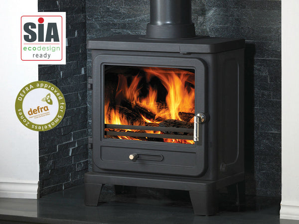 The Vega Edge 200SL - Eco Multi Fuel Stove