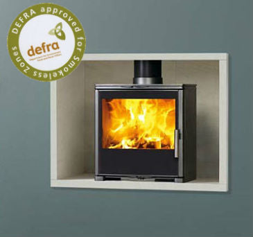Qube 450 - Multi Fuel Stove