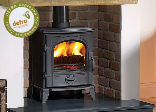 The Sigma 490 Multi Fuel Stove
