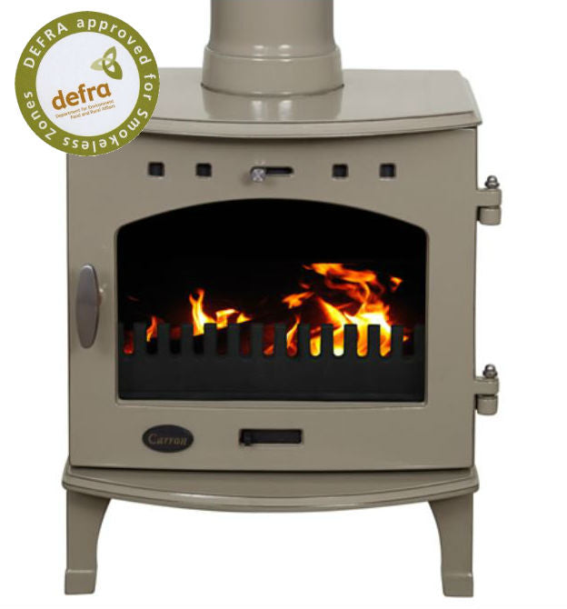 Carron 4.7Kw - Wood Burning Stove