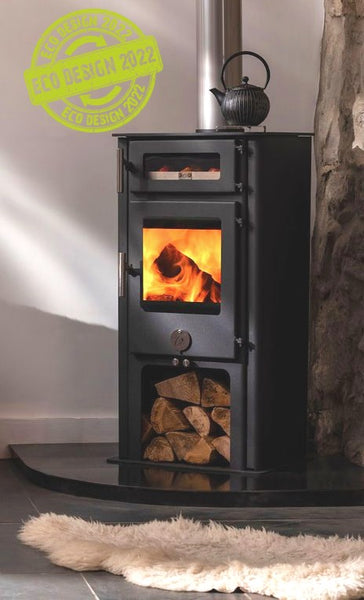 Chilli Penguin The High & Mighty Eco - Multi Fuel Stove