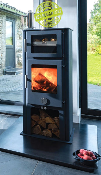 Chilli Penguin The High & Mighty (Tall Order) Eco  - Multi Fuel Stove