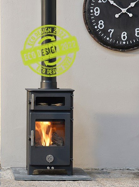 Chilli Penguin The Hungry Penguin  Eco - Multi Fuel Stove