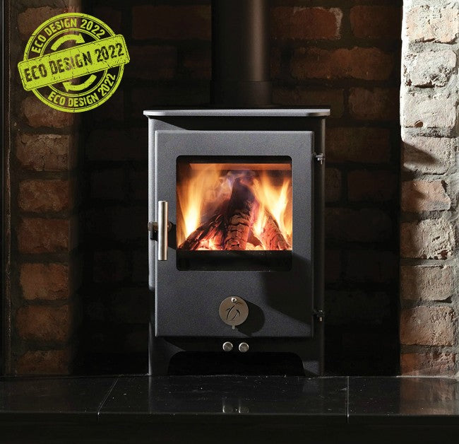 Chilli Penguin The Short Penguin Eco - Multi Fuel Stove