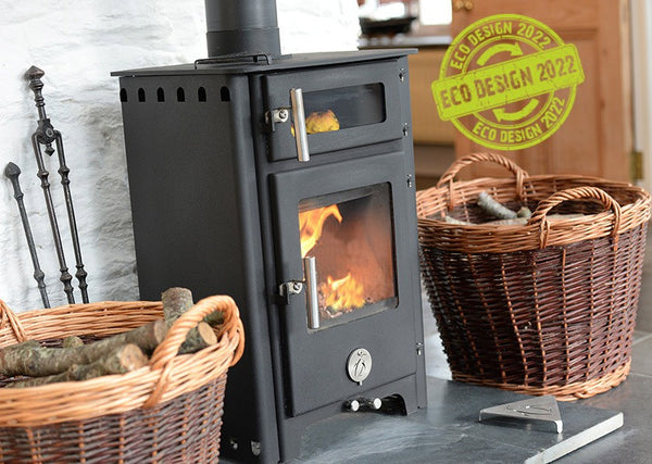Chilli Penguin The Fat Penguin  Eco - Multi Fuel Stove