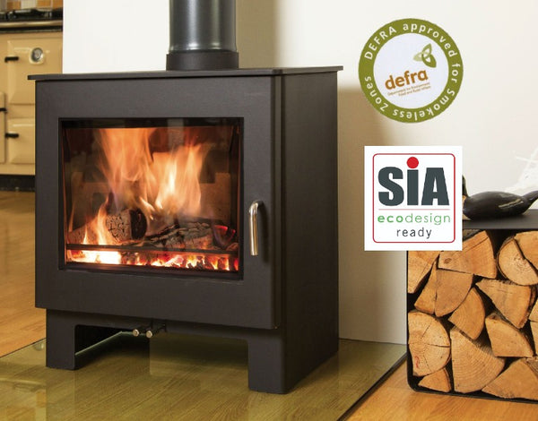 Dean Forge Sherford 8 Eco Wood Burning Stove