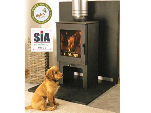 Dean Forge Sherford 5 High Eco Wood Burning Stove