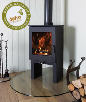 Sherford Slimline 5 High Wood Burning Stove