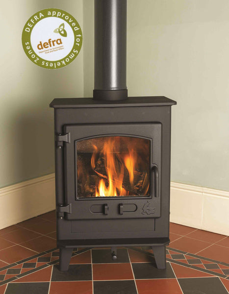 Ex Display  Croft Junior  Wood Burning Stove