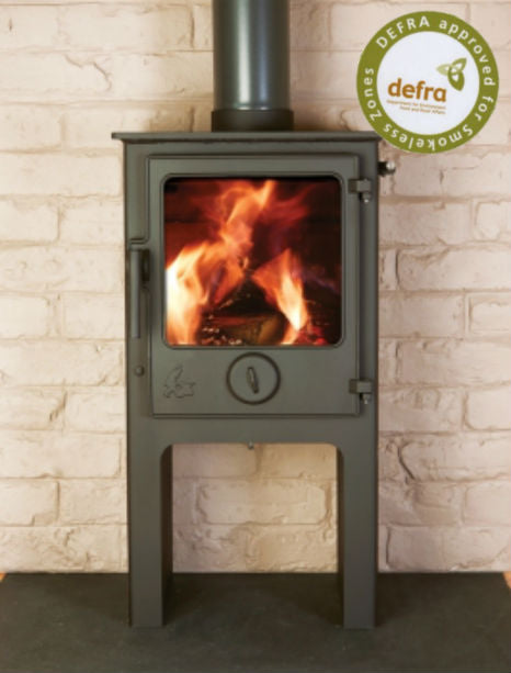 Foxworthy High 5Kw Wood Burner Stove
