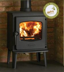 Dovre 525 - Multi Fuel Stove