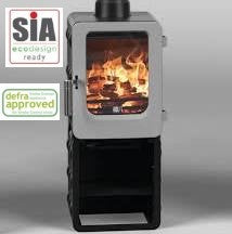 Ekol Apple Pie - Apple Stack Wood Burning Stove
