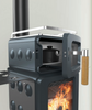 Ekol Apple Pie - Baked Apple Wood Burning Stove