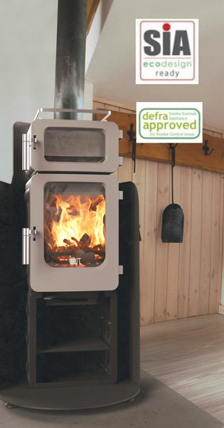 Ekol Apple Pie - Baked Apple Stack Wood Burning Stove