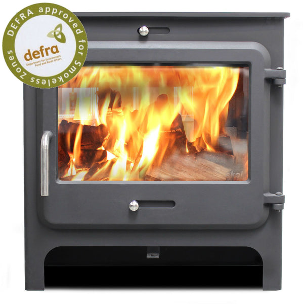 Ex Display Ekol Clarity Vision Low Multi Fuel Stove