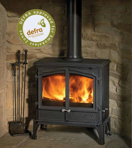 ESSE 100SE DD -  Double Door Multi Fuel Stove