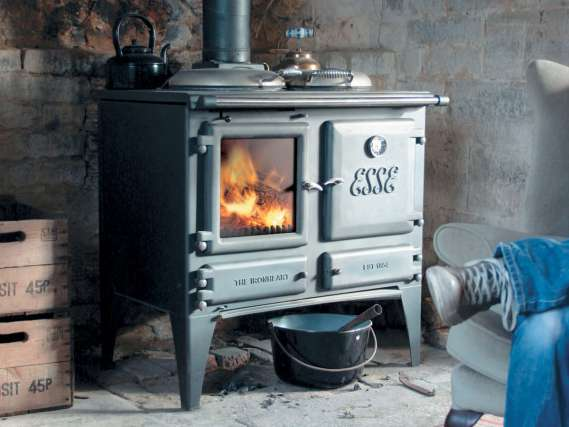 ESSE The Ironheart - Wood Fired Cook Stove
