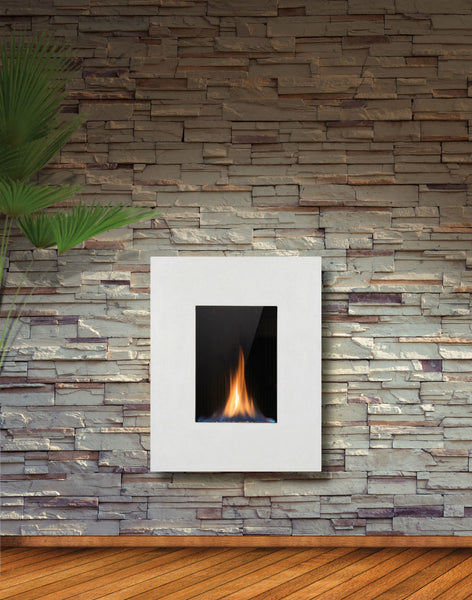 ESSE 39 Portrait - Wall Mounted Flueless Gas Fire