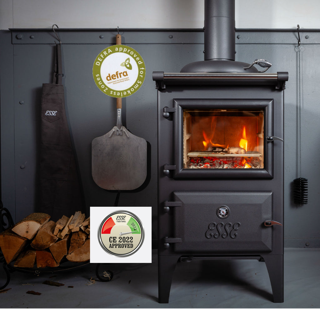 ESSE The Bakeheart - Wood Fired Cook Stove