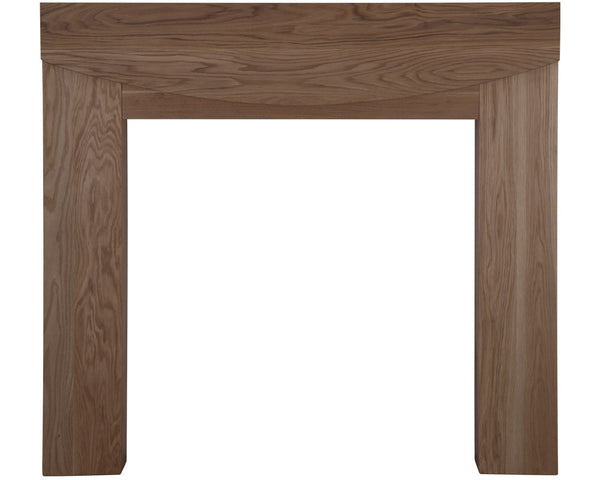 The Hardwick Wooden Fireplace Surround