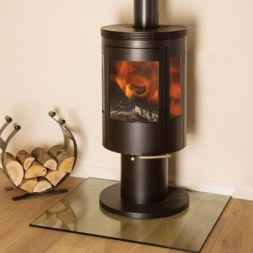 Dean Forge Lysa Pillar Wood Burning Stove