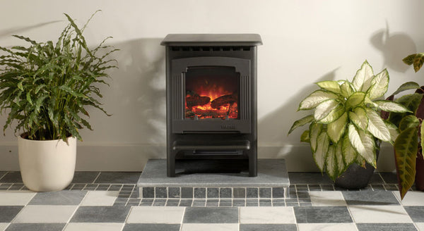 Ex Display Gazco Small Marlborough Electric Stove
