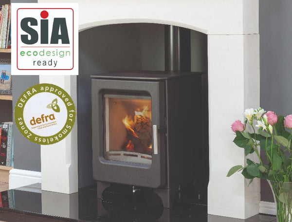 Mendip Stoves The Ascott SE - Wood Burning Stove
