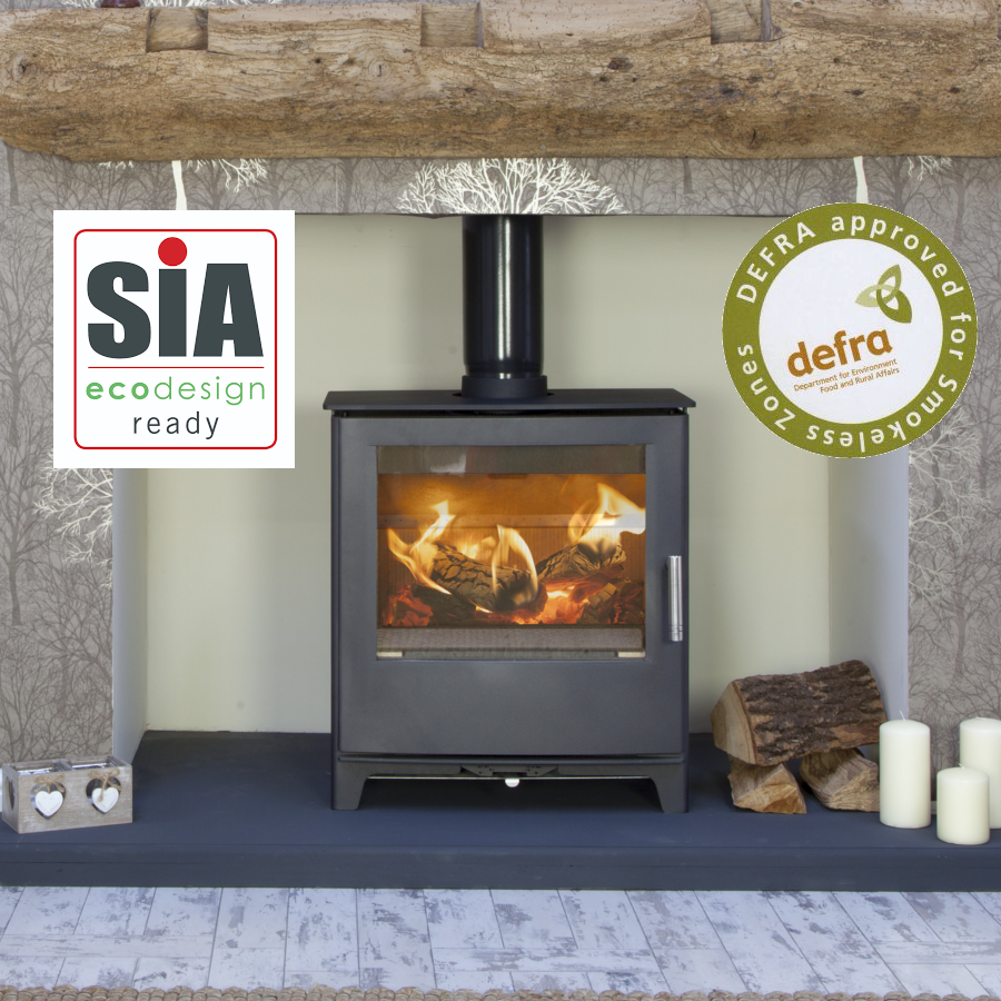 Mendip Stoves The Woodland Eco MK4 - Multi Fuel Stove