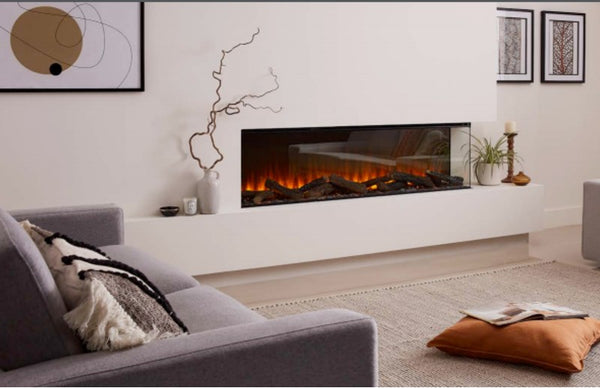 British Fires New Forest 1600 Electric Fire