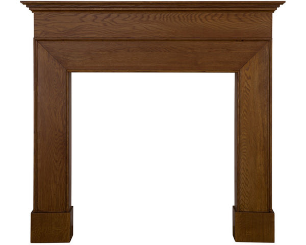 The Nostell Wooden Fireplace Surround