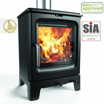Saltfire The Peanut 3 Eco  - Wood Burning Stove