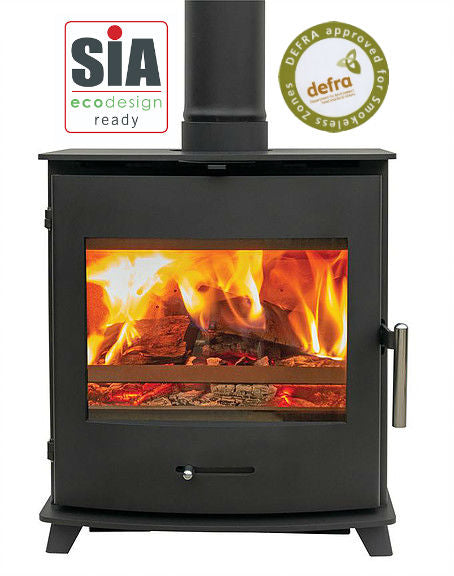 Newbourne 40FS  Ecodesign Freestanding - Multi Fuel Stove