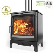 Saltfire Bignut 5  Eco - Wood Burning Stove