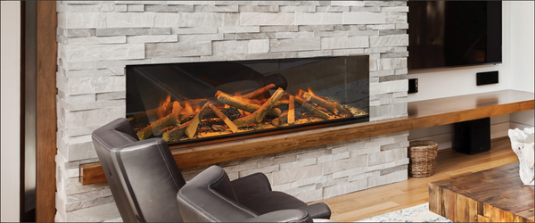 Evonic Fires e1500gf - Built in Electric Fire